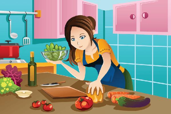 Kitchen clip art images free clipart 2 2