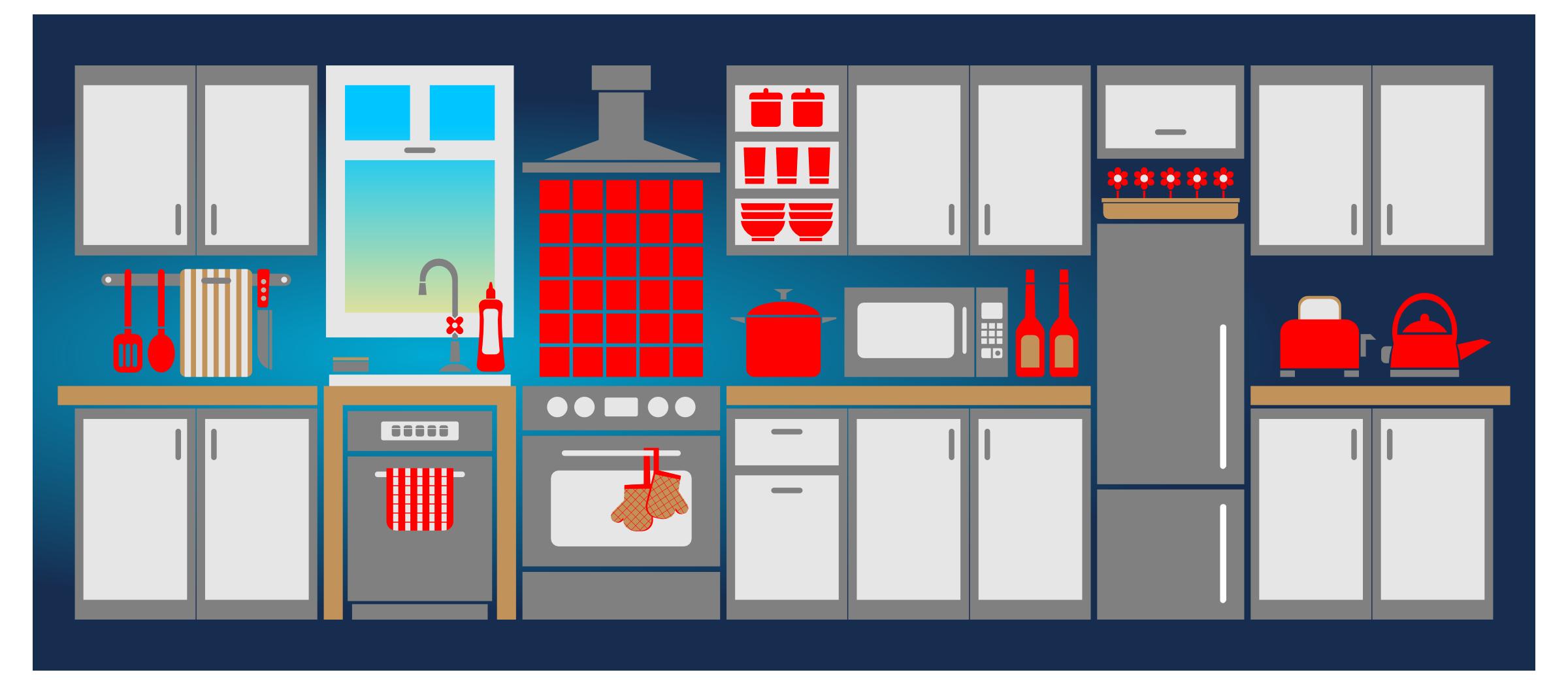 Kitchen clip art images free clipart 3