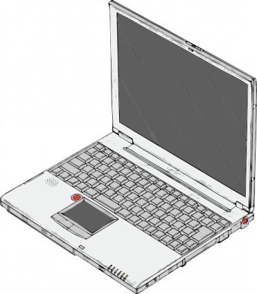 Laptop clip art clipart 2
