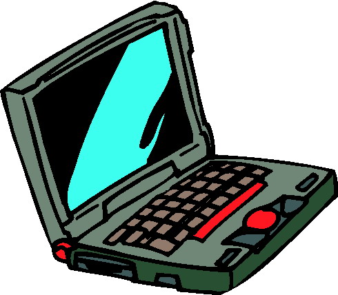 Laptop clipart pictures free images 5