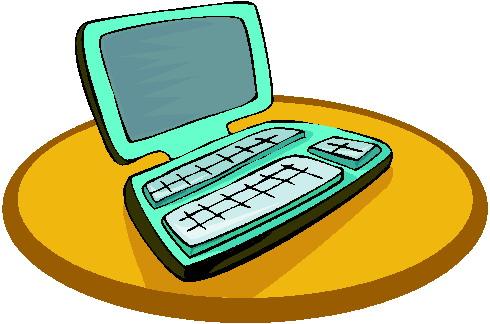 Laptops clip art 2