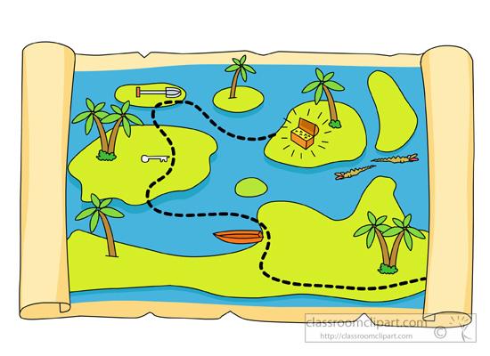 Map clip art twoa