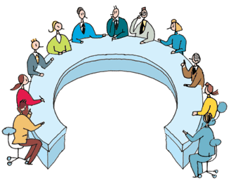 Meeting clip art funny free clipart images 2
