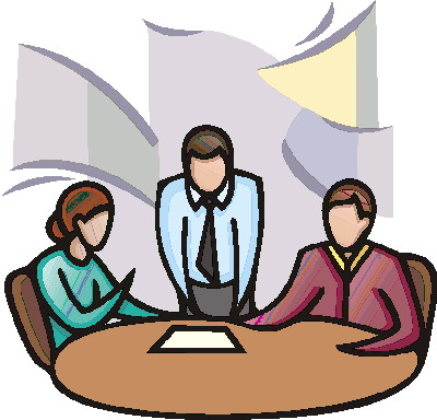 Meeting clipart free images 2