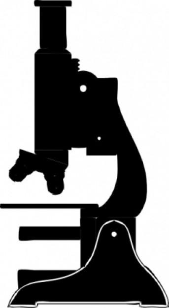 Microscope clipart free clipartfest