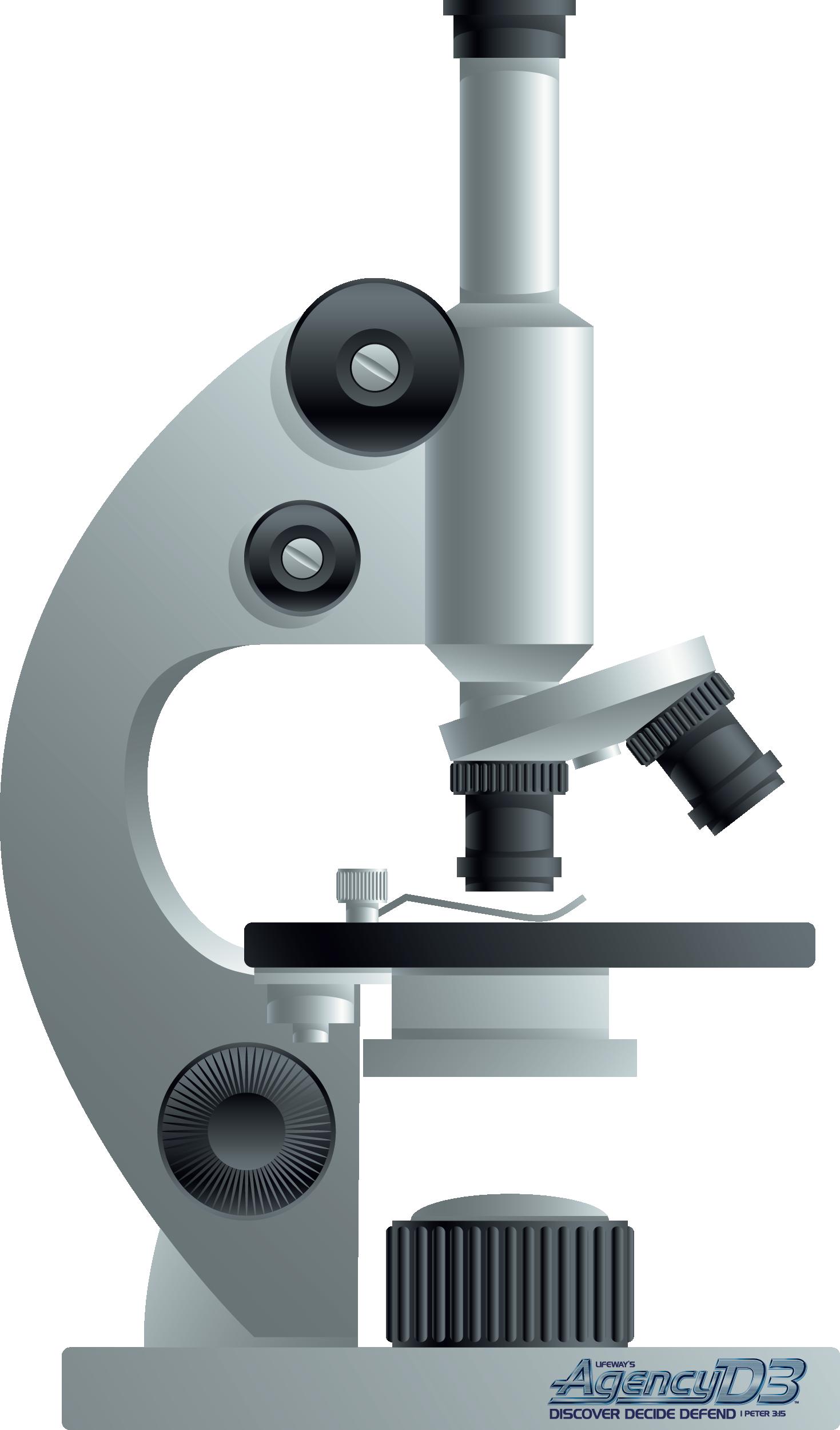 Microscope slide clipart
