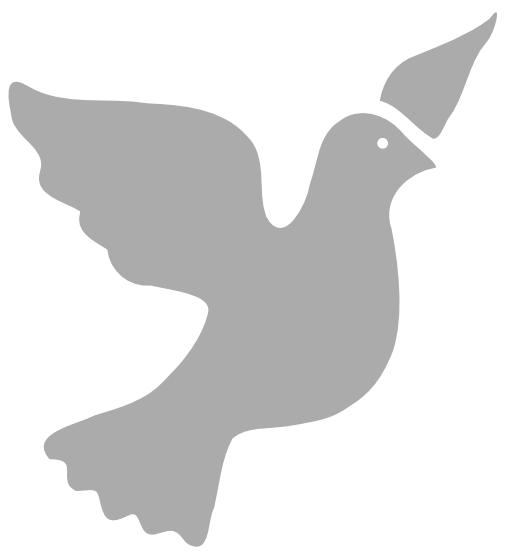Peace dove clip art download