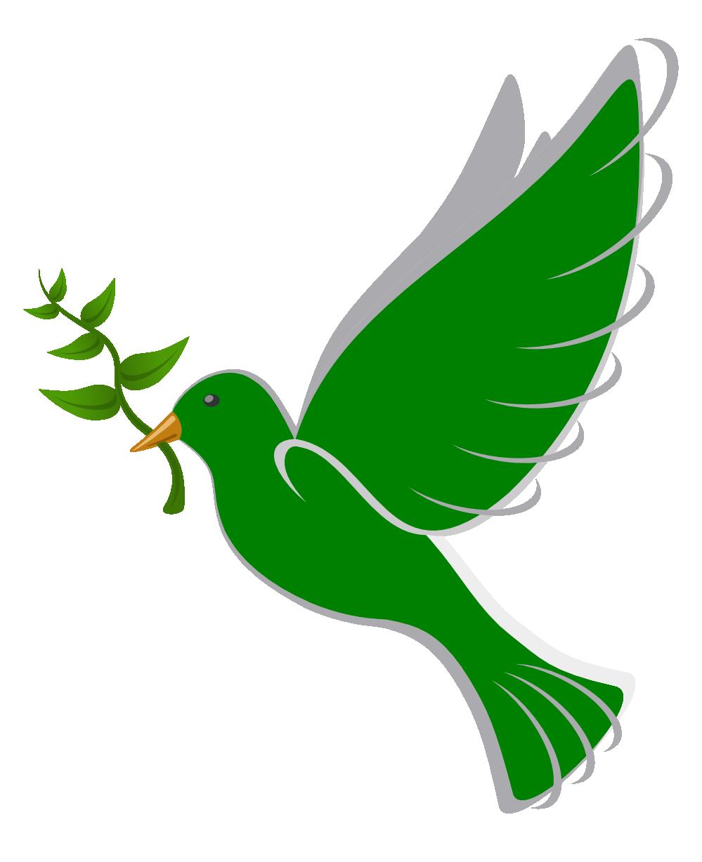 Peace doves clipart clipartfest