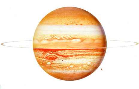 Planet clipart 3 image