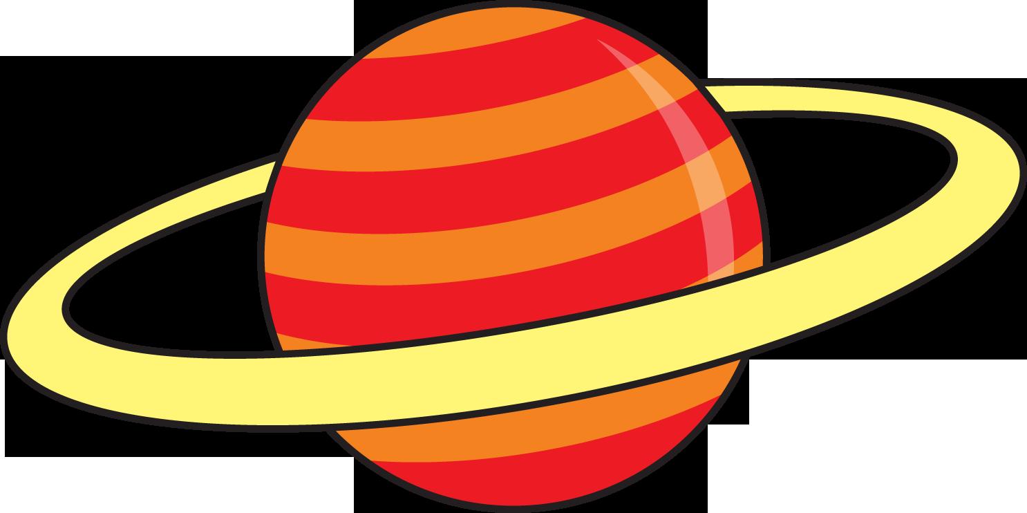 Planets clip art tumundografico