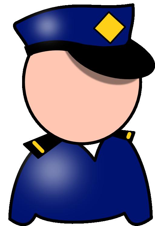 Police clip art clipartiki