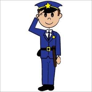 Police clip art for kids free clipart images