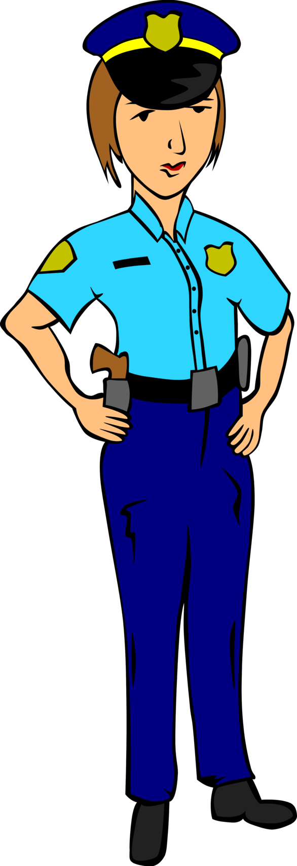 Police clip art free clipart images