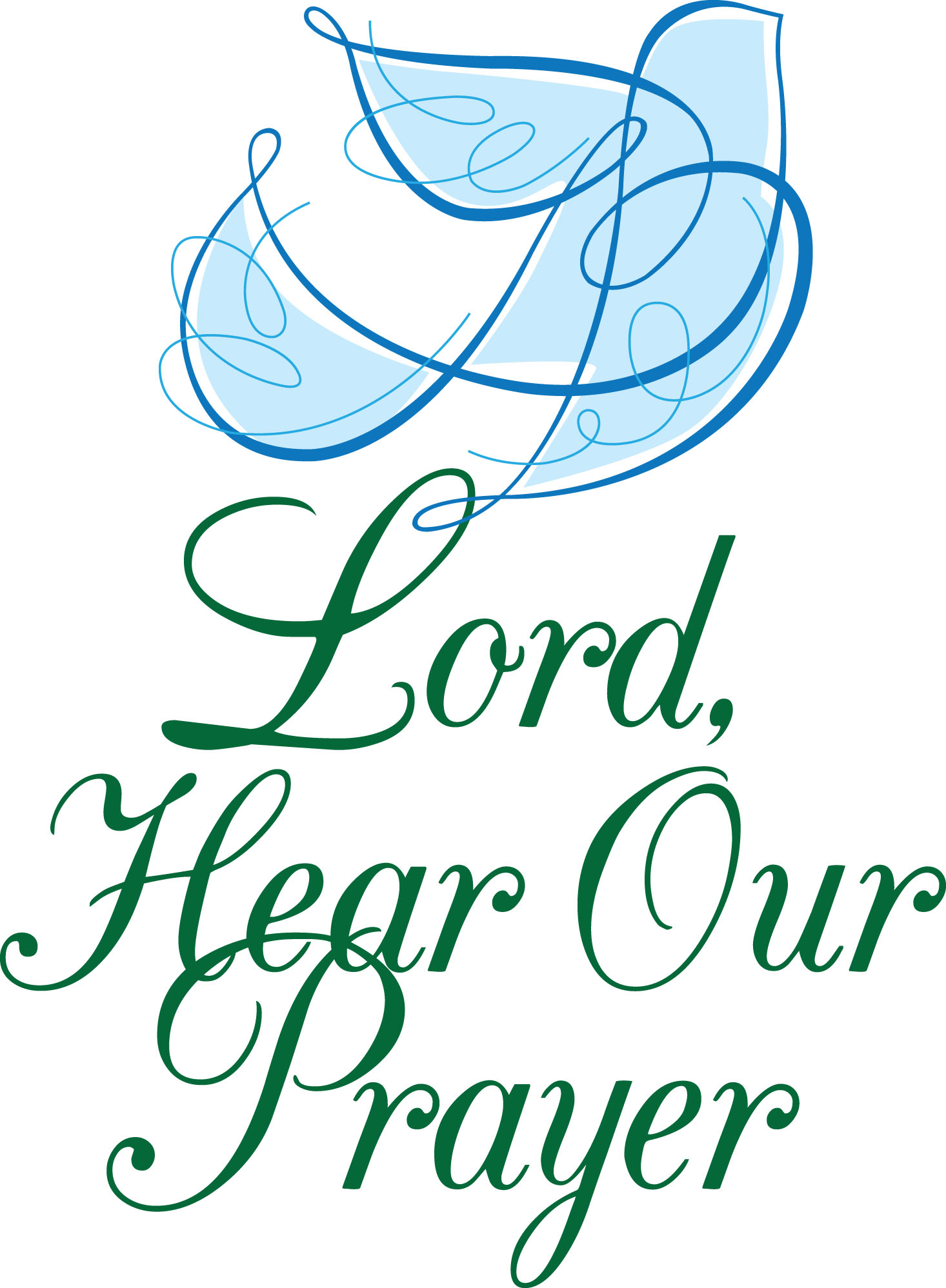 Prayer clipart black and white free images 2