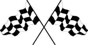 Race car border clipart free images 3