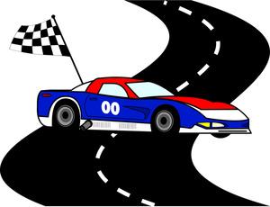 Race car clip art borders free clipart images