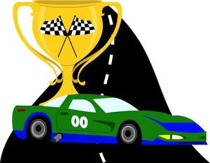 Race car clip art free clipart images 2