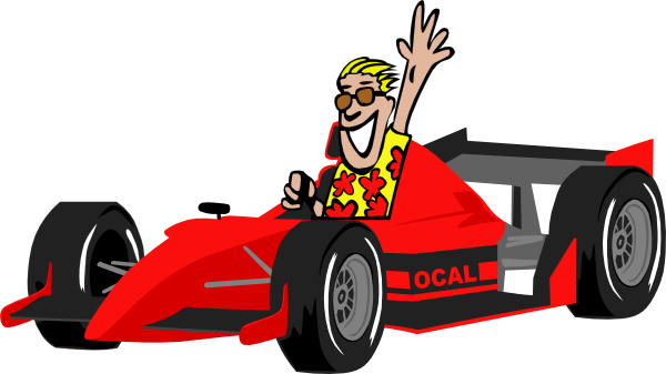 Race car clipart for kids free images 7