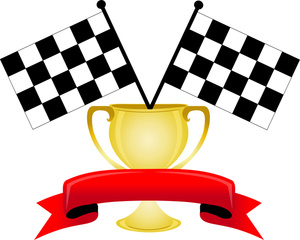 Race car driver clipart free images