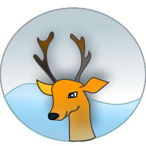 Reindeer clip art download