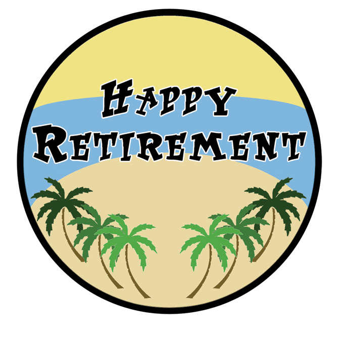 Retirement clipart farewell images free 5