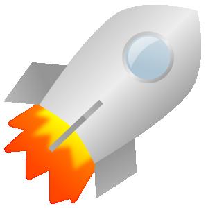 Rocket clip art download