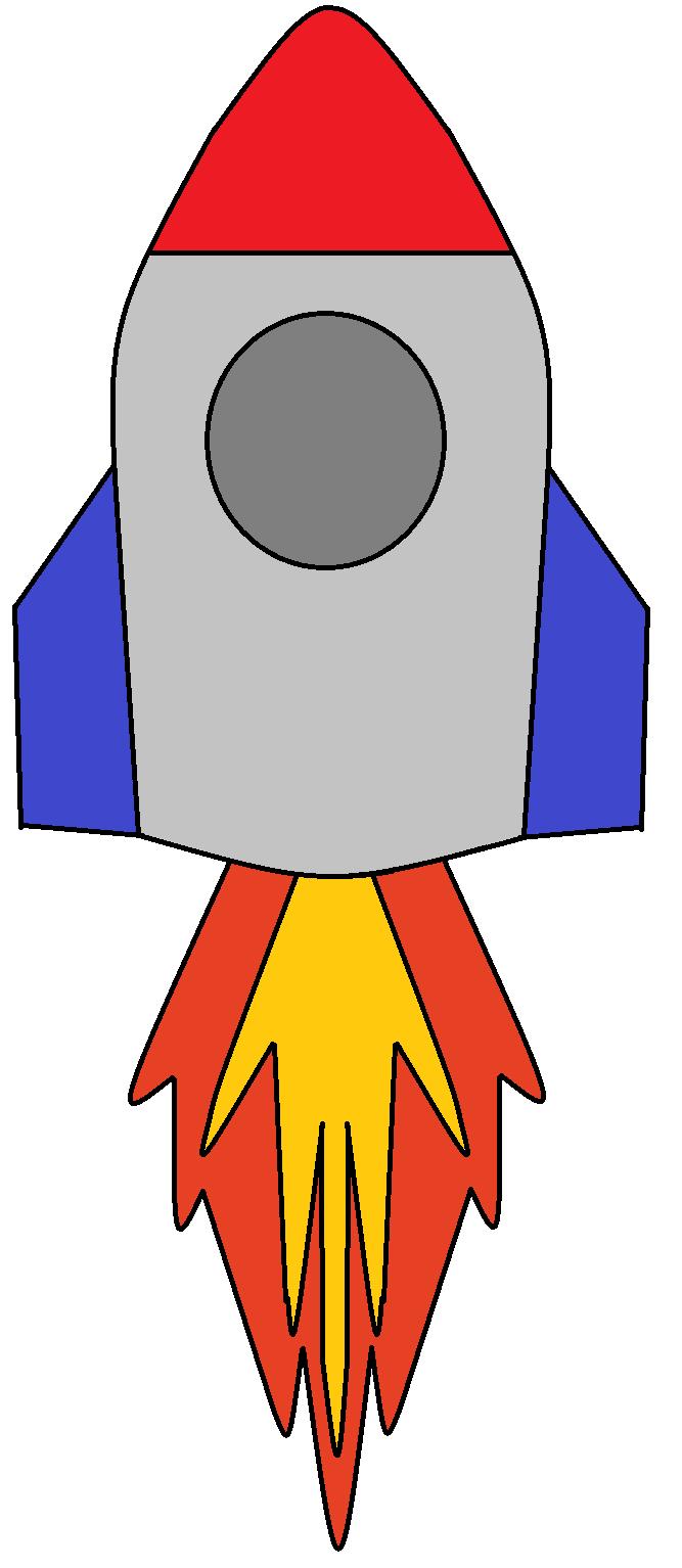 Rocket clip art free clipart images 3