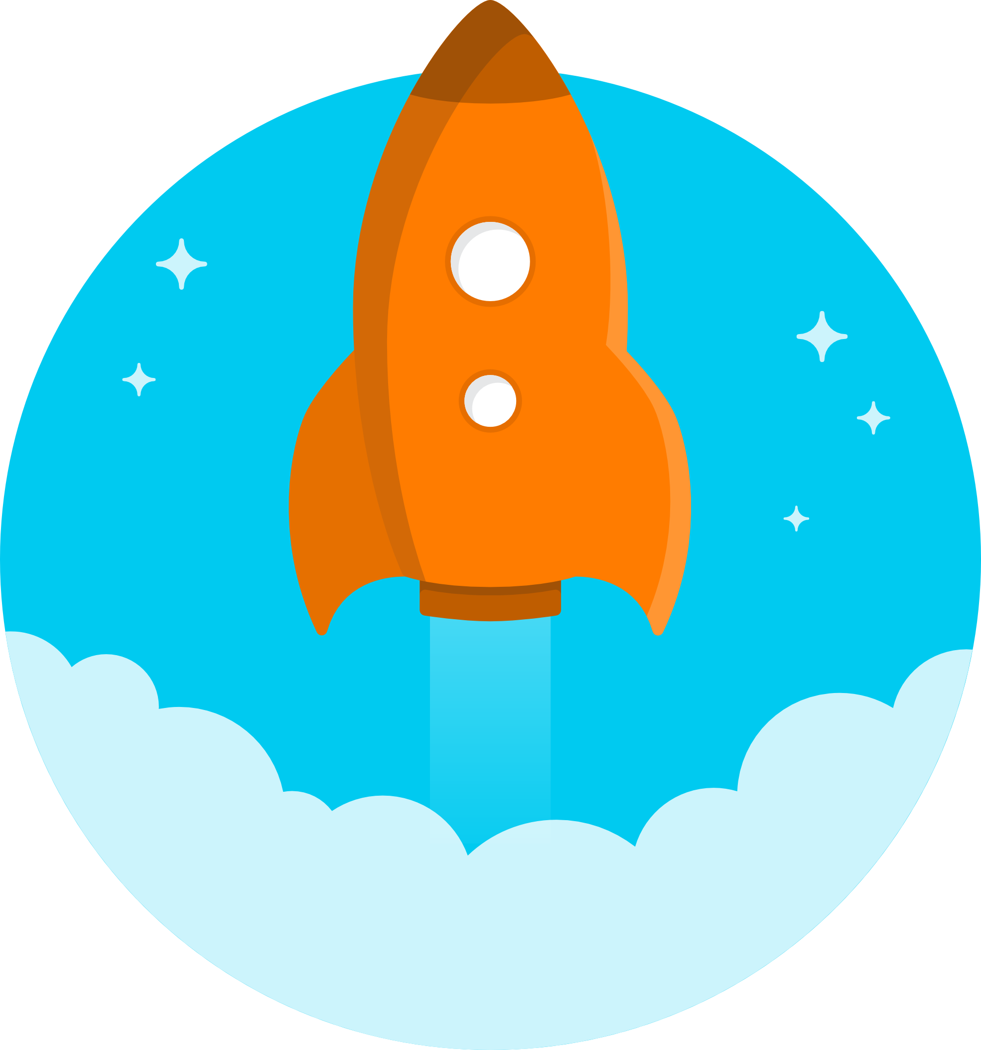 Rocket clip art free clipart images 6 2