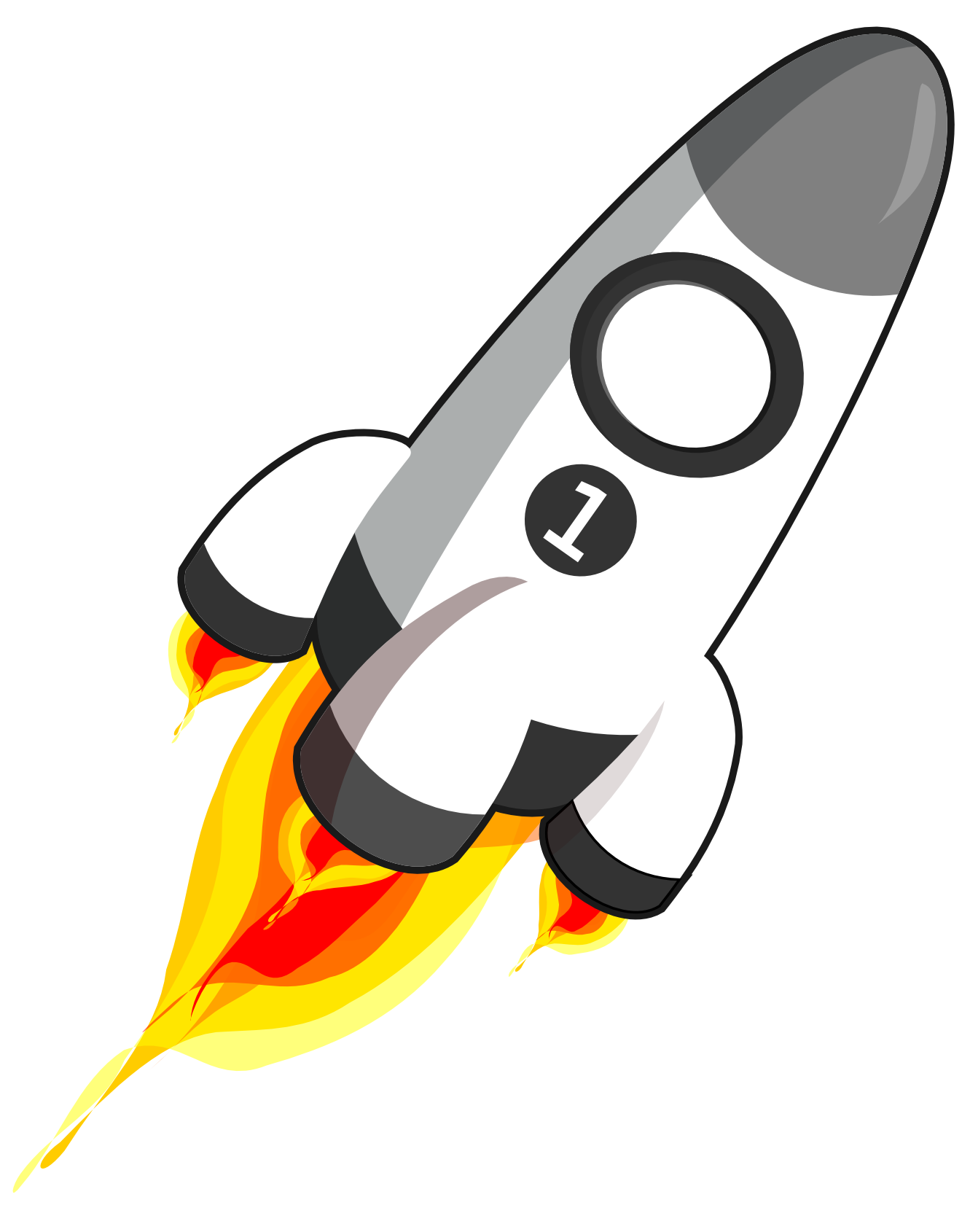 Rocket clipart clipartfest 2