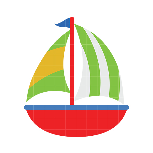 Sailboat clip art of boat clipart 3