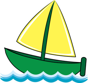 Sailboat clip art of boat clipart 4