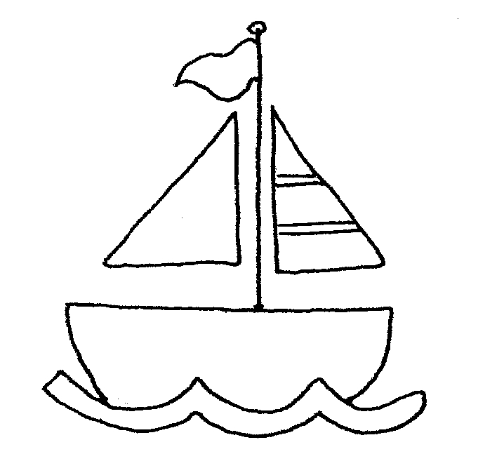 Sailboat clip art sailing