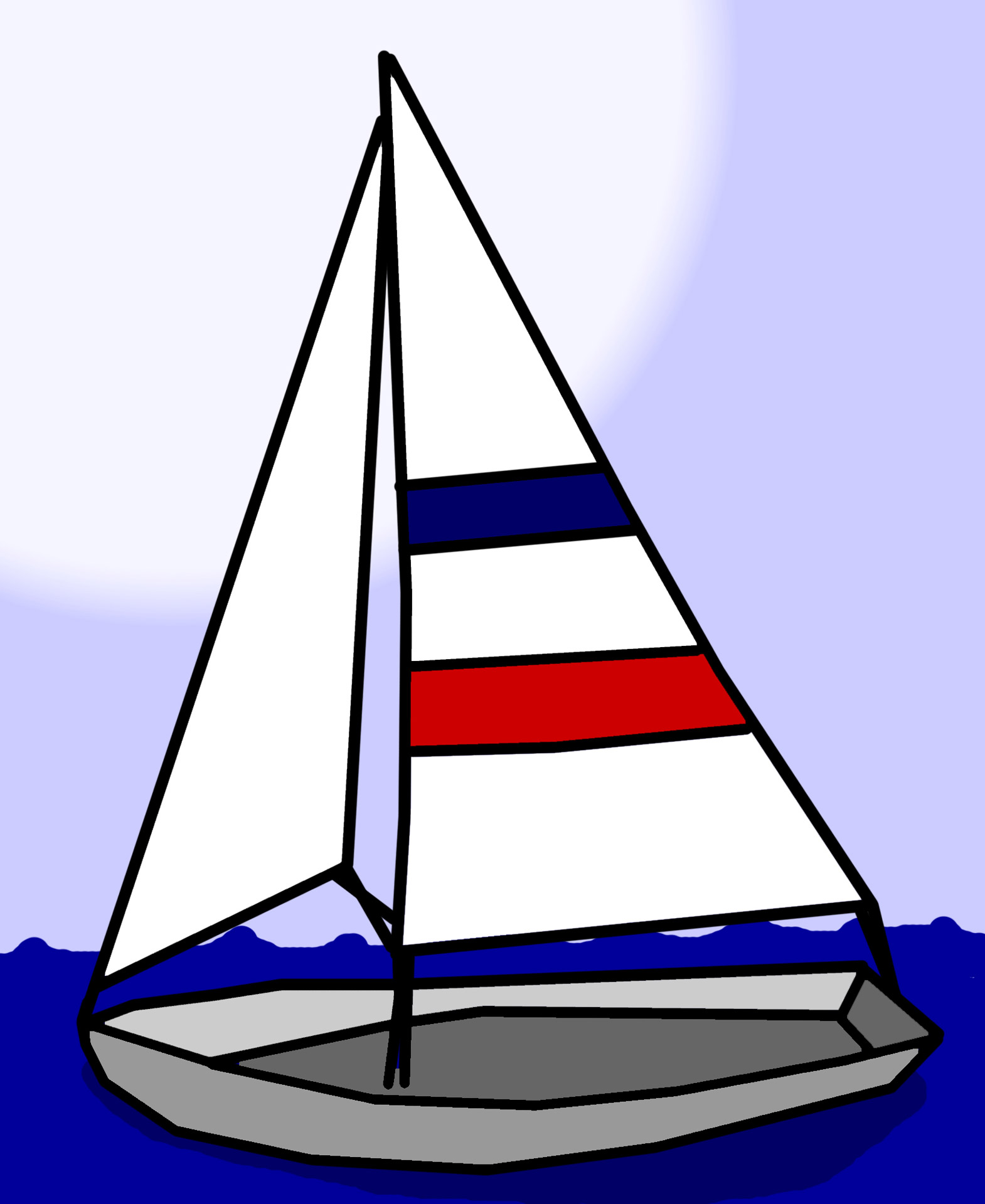 Sailboat clipart 0 sailboat boat free clip art 2 2