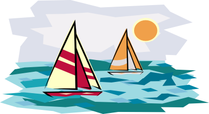 Sailboat free to use clip art 3