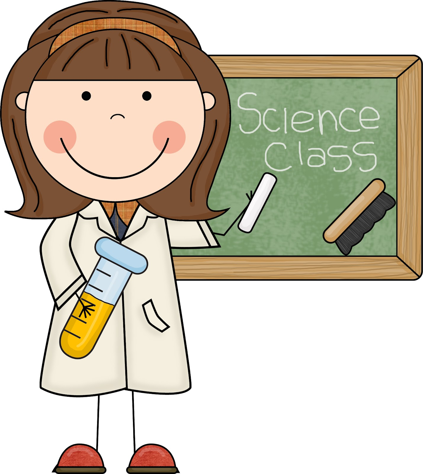 Science teacher clipart free images 2