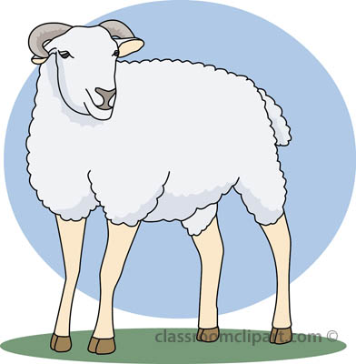 Search results for sheep clipart pictures