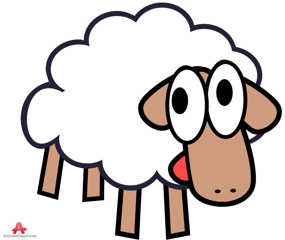 Sheep clip art download