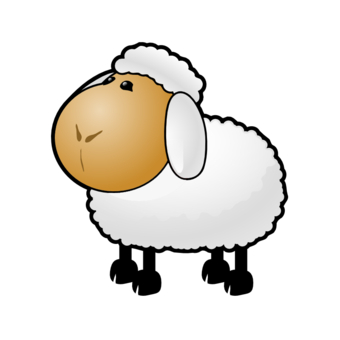 Sheep clipart free clipartfest 3