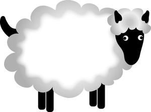 Sheep clipart horse clip art