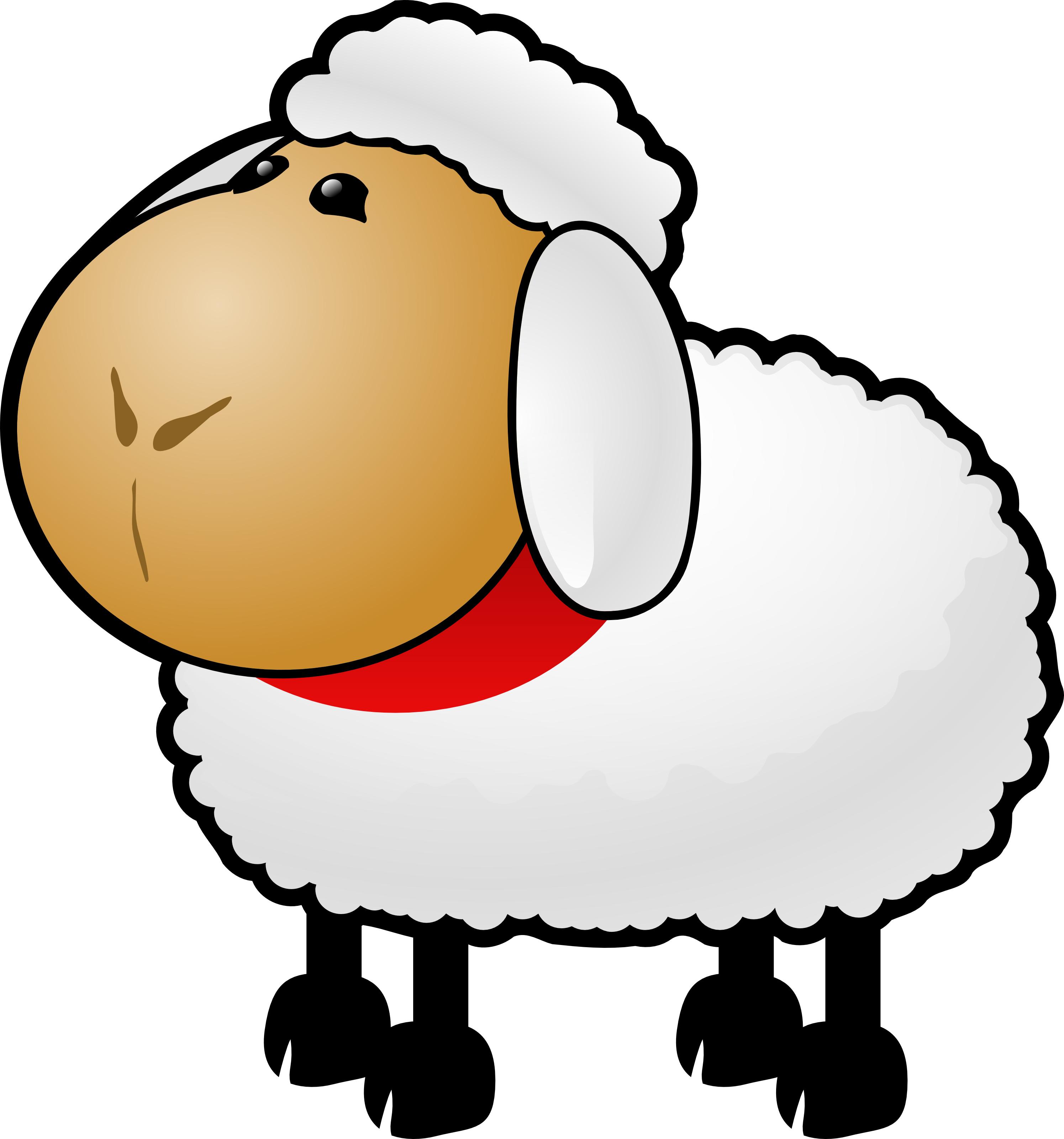 Sheep lamb clipart free images