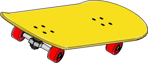 Skateboard clip art download 2
