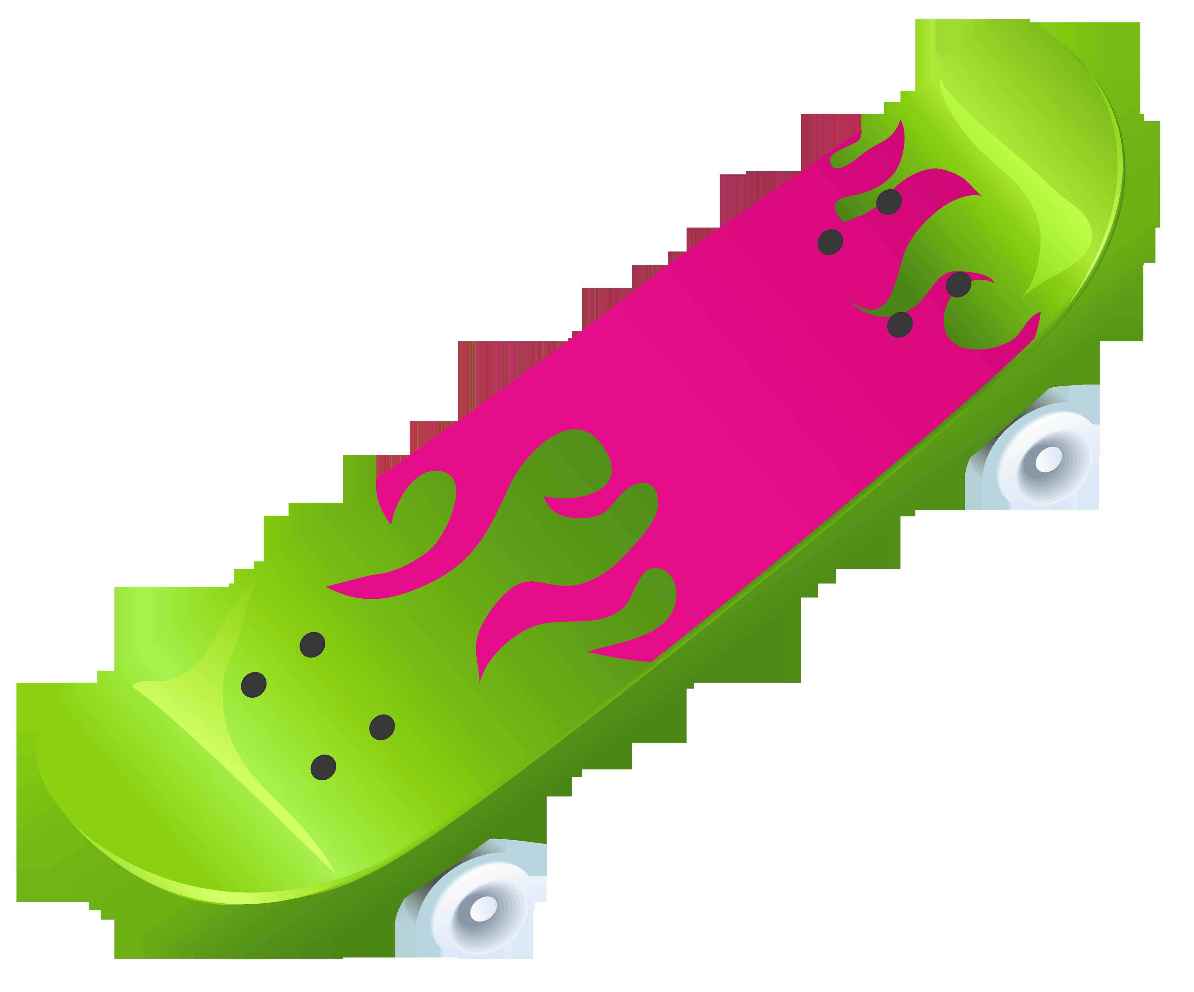 Skateboard clip art download