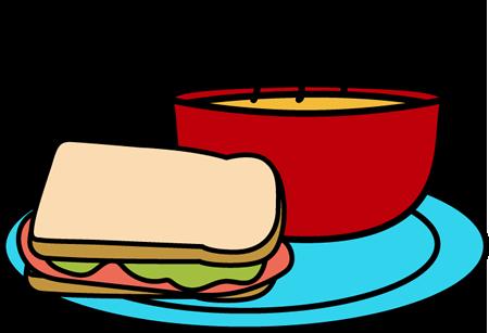 Soup clip art 5