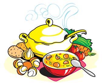 Soup clip art vector soup graphics image 4
