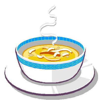 Soup clipart clipartfest