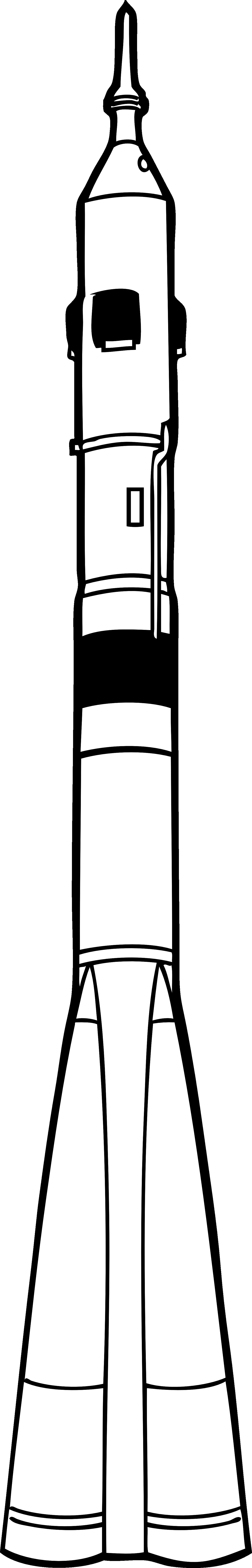 Space rocket clipart clipartbold 2