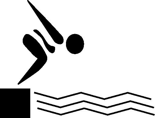 Swimming Clip Art Vector Graphics Clipartbold 4