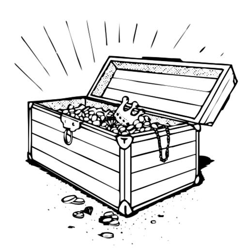 Treasure chest clip art download 3