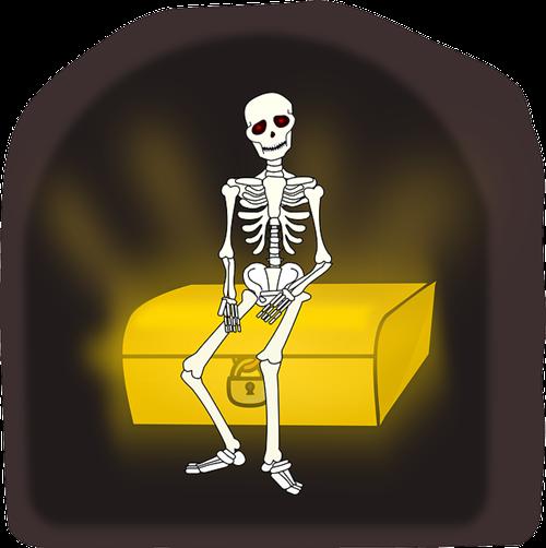 Treasure chest clip art free 2 4
