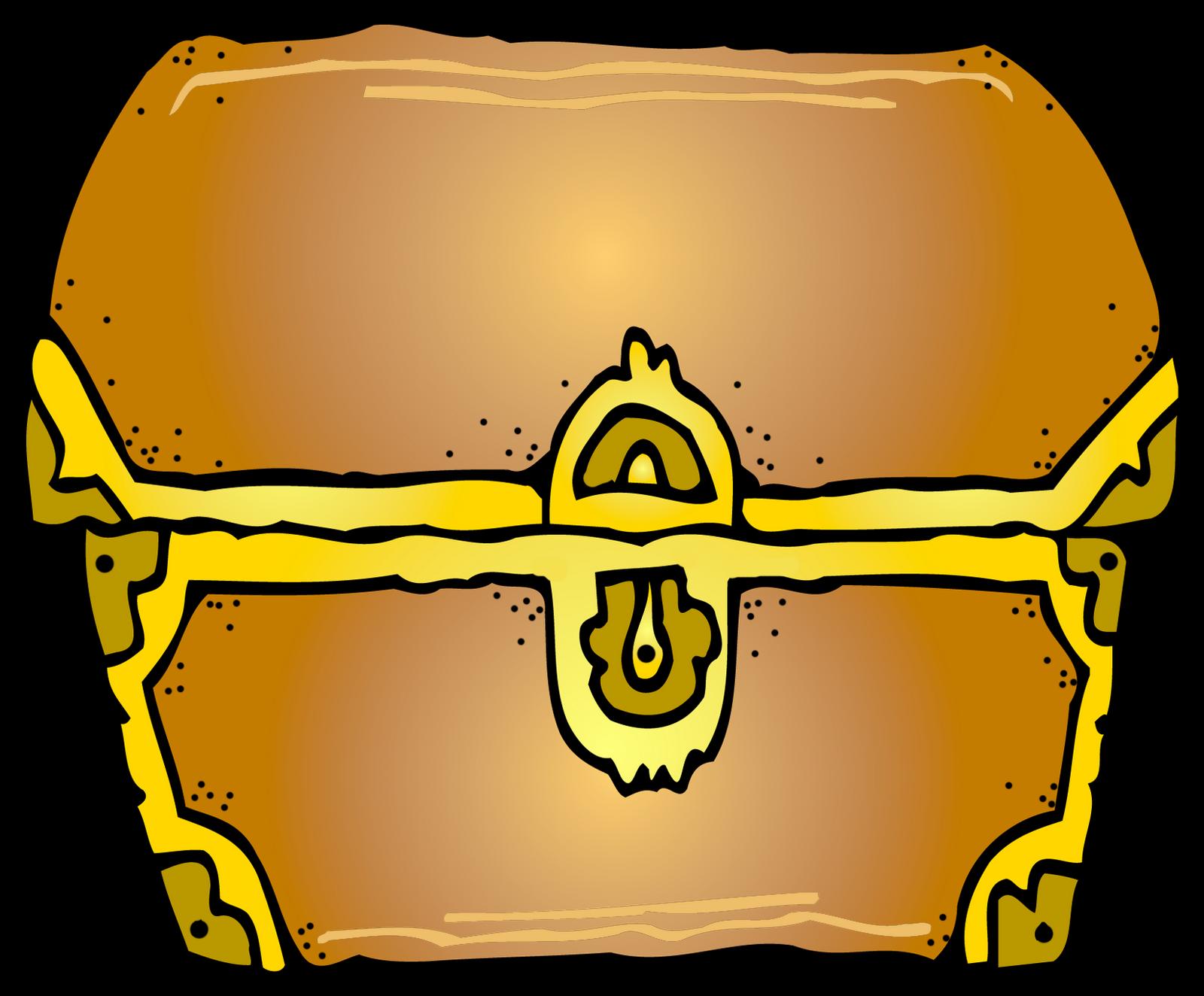Treasure chest treasure clipart 4